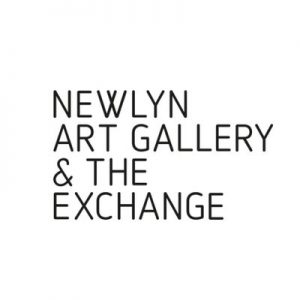 logo for newlyn art gallery and the exchange