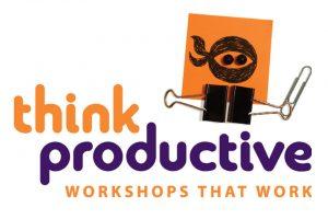 think productive header with productivity ninja