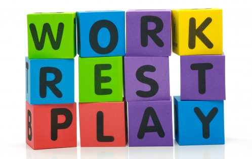 work rest and play building blocks