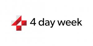 4 day week header