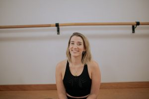Robyn McLaren yoga teacher