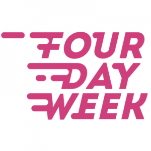 logo for four day week