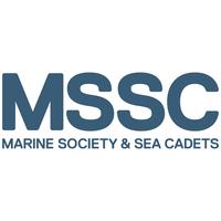 Logo for marine society and sea cadets