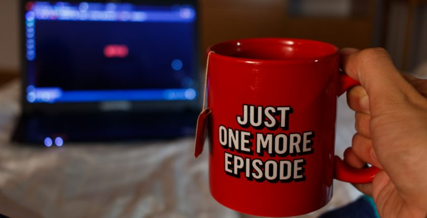 best binge worthy tv shows when working from home