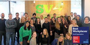synergy vision wins trio of awards