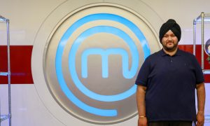 Jasmeet Dial at MasterChef