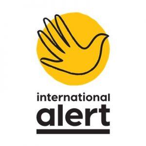 logo for international alert