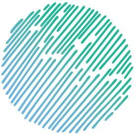 logo for international service