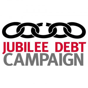 logo for jubilee debt campaign