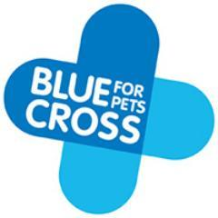 logo for blue cross for pets