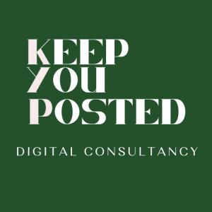 vacancies at keep you posted Digital consultancy