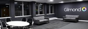 sofas and chillout room at gilmond