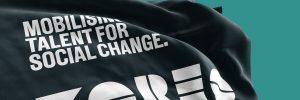 social change t shirt for koreo