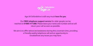 jobs at age uk